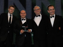 Mazda dealer Lodge Garage wins Sales Team of the Year award