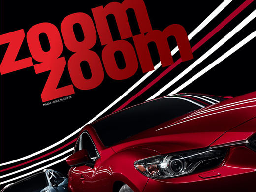 "Mazda ""Zoom Zoom"" Magazine"