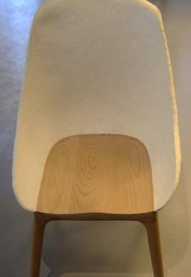 Mazda_Wooden chair