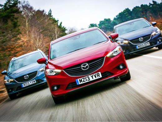 Mazda low emissions