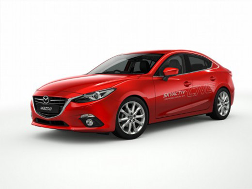 Mazda To Exhibit All New Mazda3 Powertrain Derivatives At