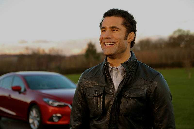 Mazda's 'Real Challengers' campaign in UK