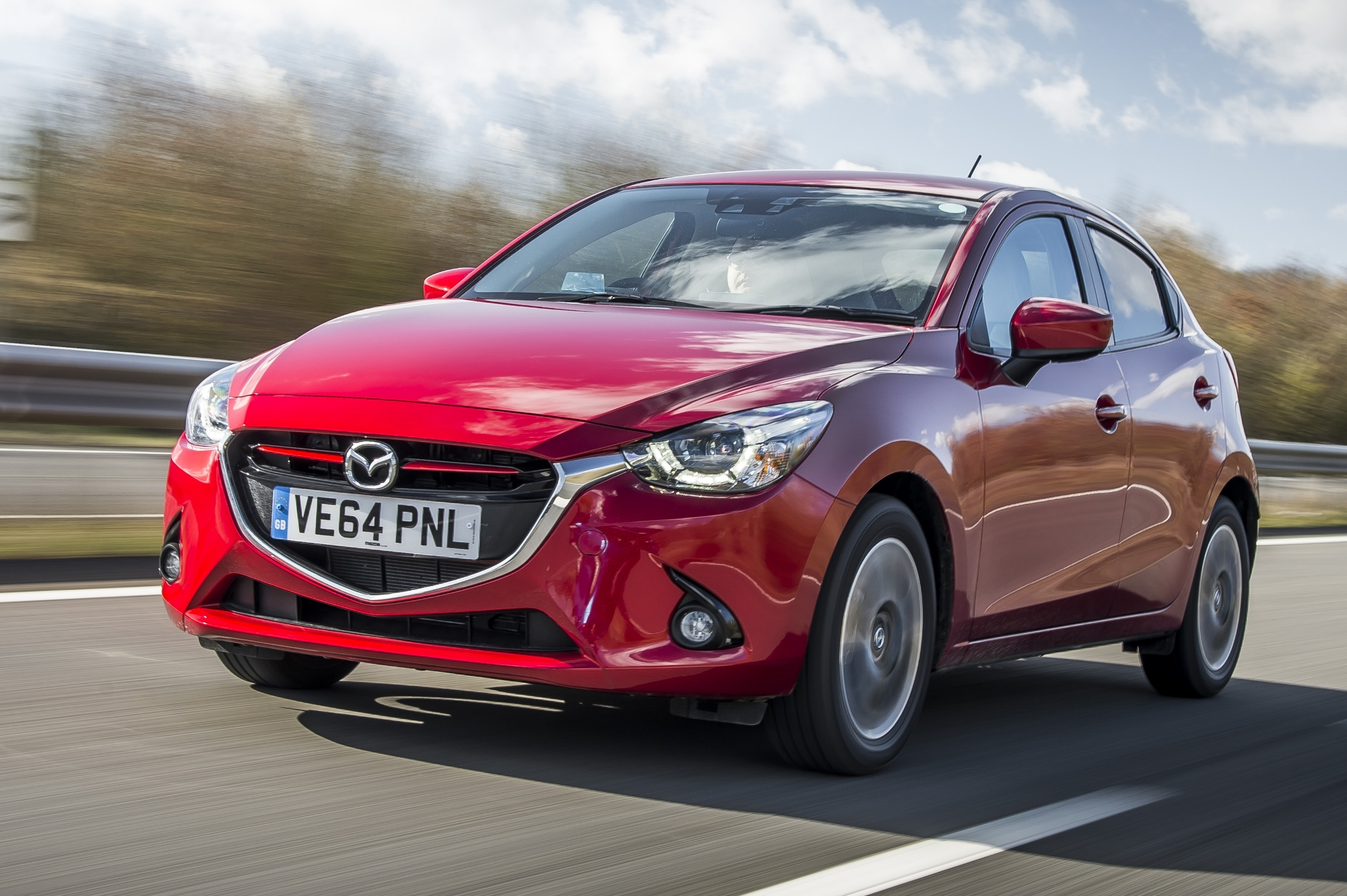 mazda2 reviews what the critics say of the stylish exciting and affordable small car inside. Black Bedroom Furniture Sets. Home Design Ideas