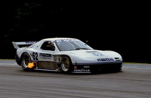 910900 AME6S #62 Mazda GTO fire rsp300dpi