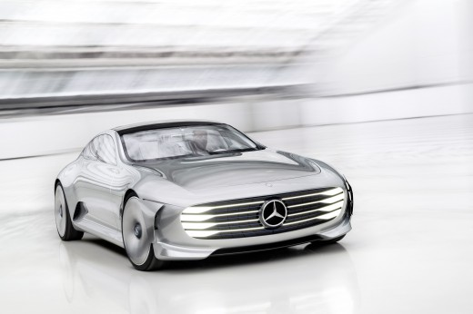 Kevin Rice, head of design for Mazda Europe, gives his view on the Mercedes IAA