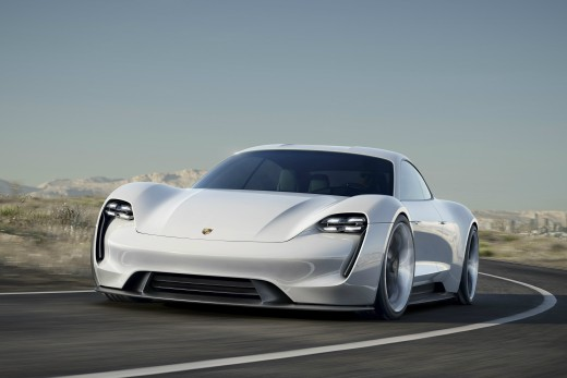 Kevin Rice, head of design for Mazda Europe, gives his view on thePorsche Mission E
