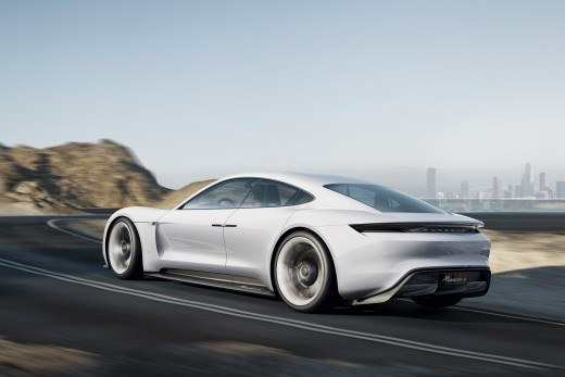 Kevin Rice, head of design for Mazda Europe, gives his view on the Porsche Mission E