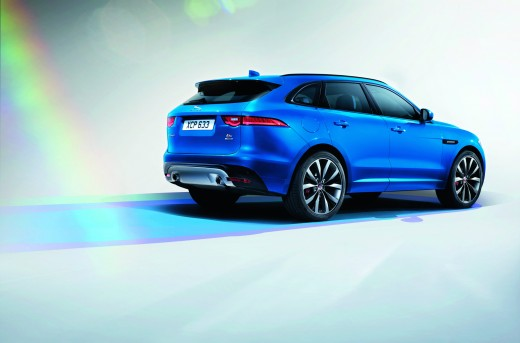 Kevin Rice, head of design for Mazda Europe, gives his view on the Jaguar F-Pace