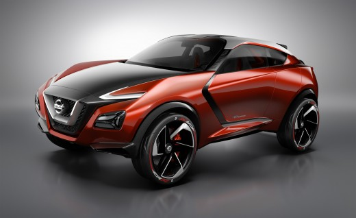 Kevin Rice, head of design for Mazda Europe, gives his view on the Nissan Gripz