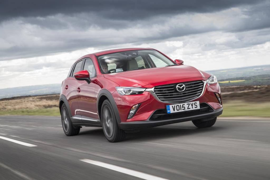mazda cx 3 reviews the critics on mazda s dynamic chic. Black Bedroom Furniture Sets. Home Design Ideas