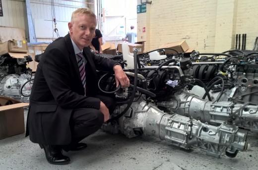 Mazda Insider David Wilson-Green