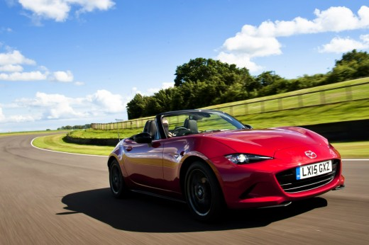 2015 all-new Mazda MX-5 summary of reviews from British media