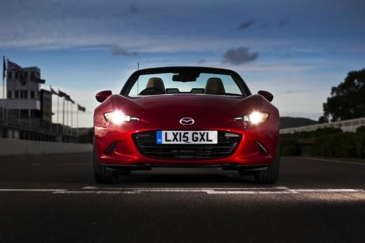 2015 all-new Mazda MX-5 summary of reviews from British media