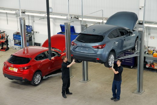 Mazda delivers aftersales growth with customer focus  Inside Mazda