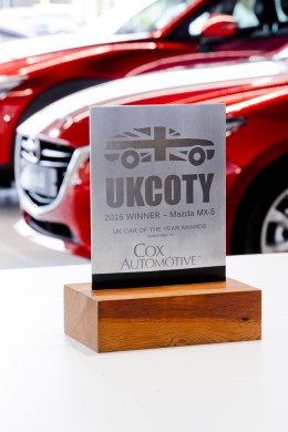 Mazda Award © Michael Bailie 16-8204