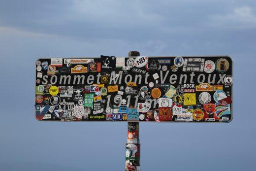 13. Summit sign