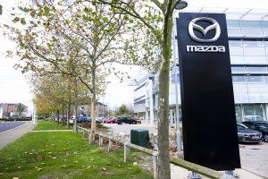 Mazda, Dartford.   Dartford, England.   11th November 2015.   Photo: Drew Gibson.