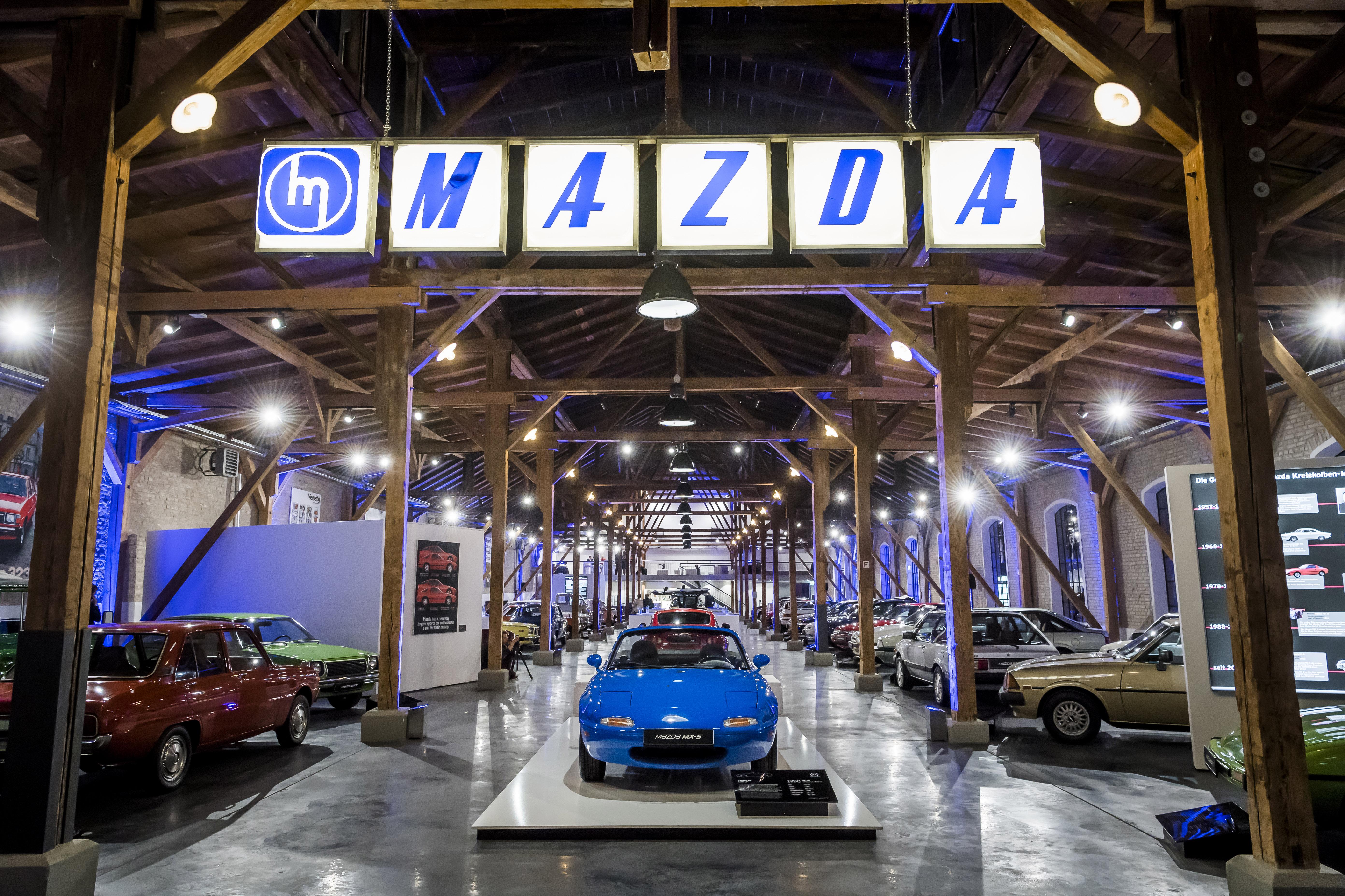 Mazda Museum_124