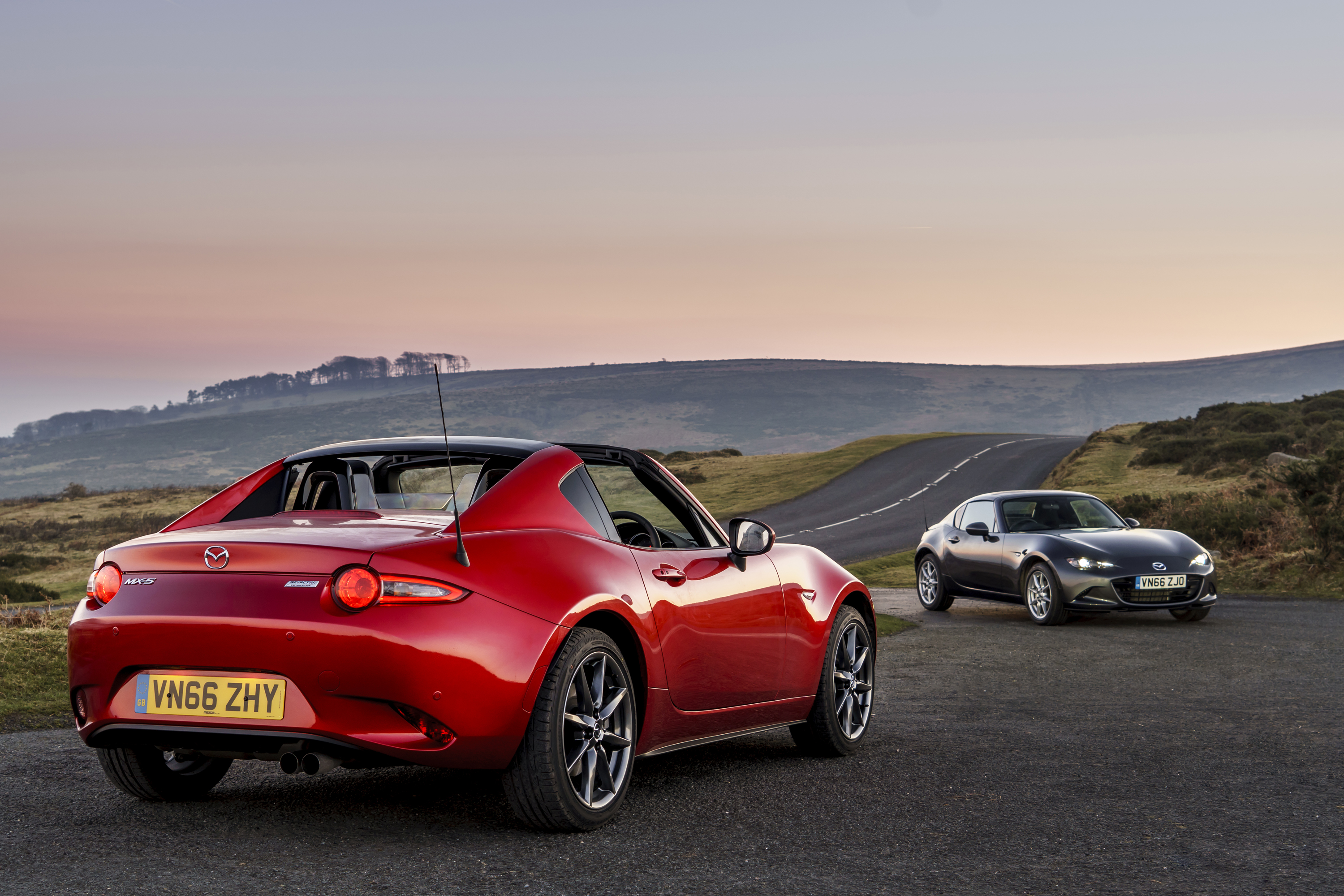 All new mazda mx 5 rf named roadster of the year at the 2017 auto express new car awards
