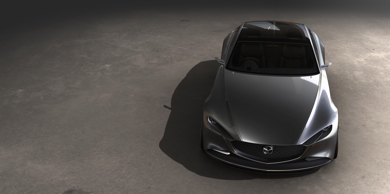 Mazda reveals VISION COUPE and KAI CONCEPT | Inside Mazda