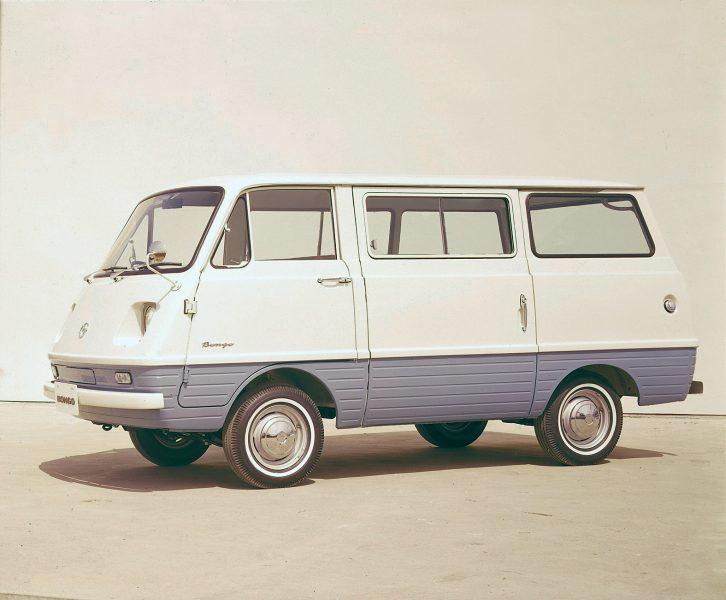 1966 Mazda Bongo