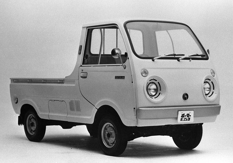 1969 Mazda Porter Cab