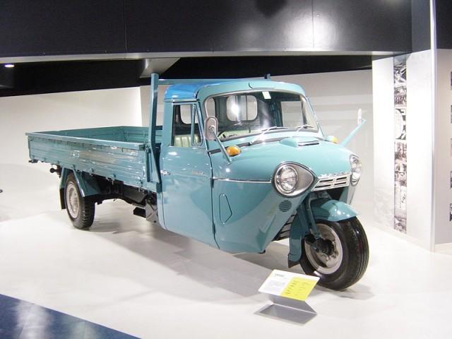 1959 Mazda T1100