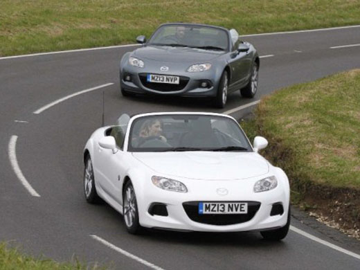 Mazda MX-5 Named 'most Reliable New Sportscar' By Which
