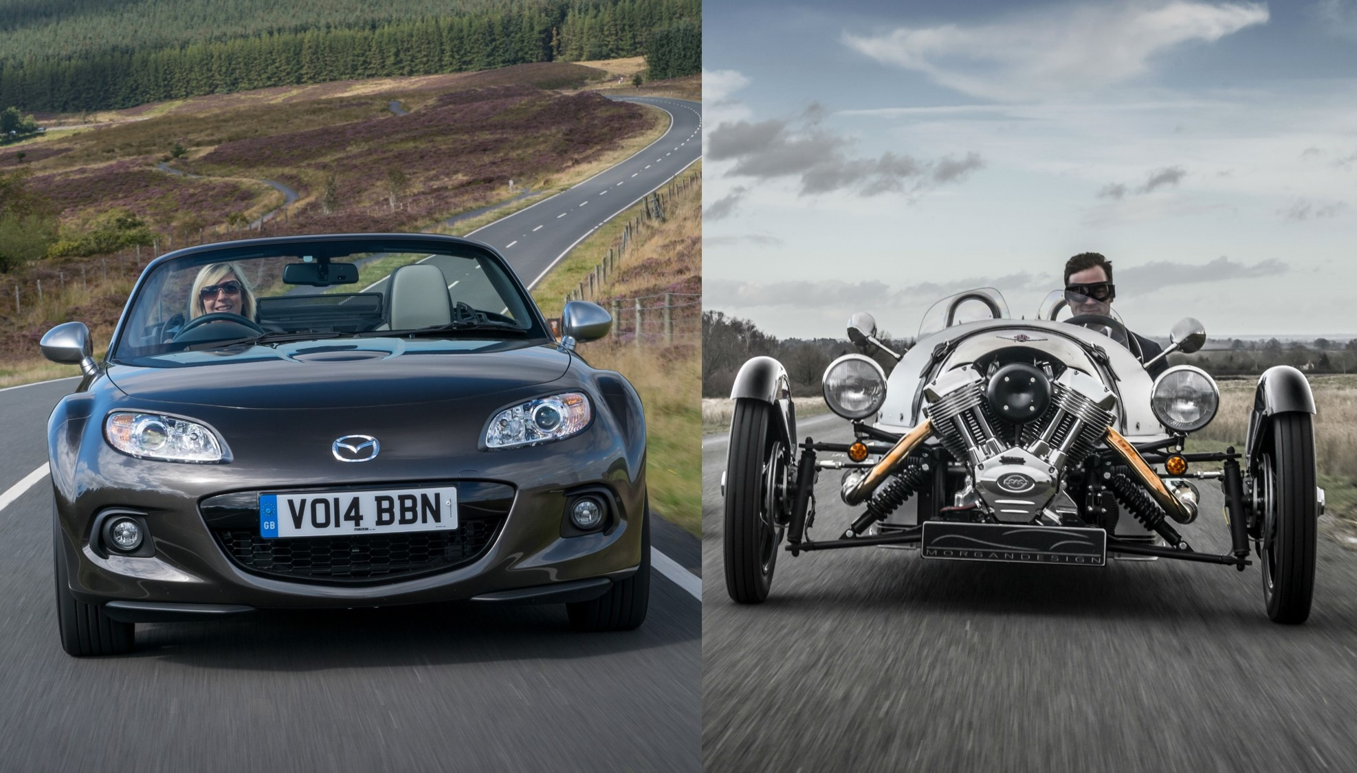 How Mazda gets the classic British sports car into gear