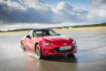 A masterclass in advanced driving with Mark Halds and the 2016 all-new Mazda MX-5