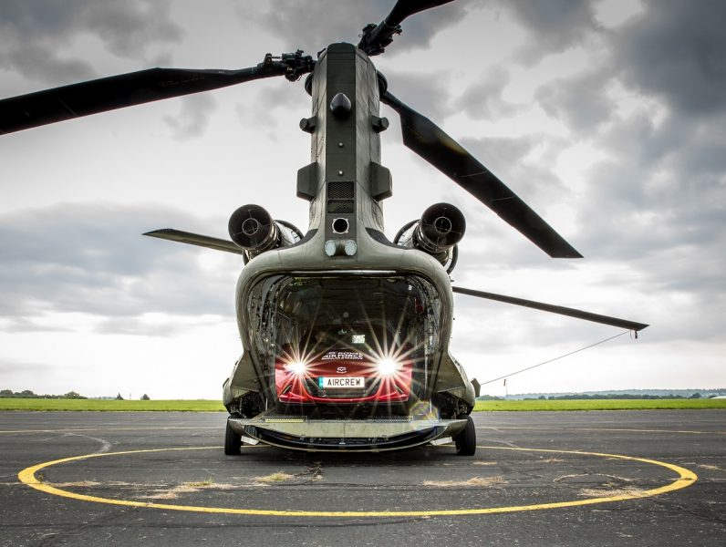 Red Leader: how the RAF uses the Mazda MX-5 RF to recruit aircrew