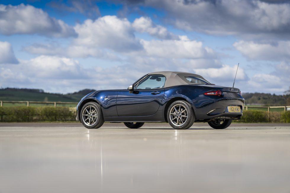 英国マツダ、2021 Mazda MX-5 Sport Ventureを160台限定販売